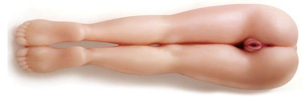 Silikone sexdukke med ben lange silikone ben på kvindelig elskovsdukke 2