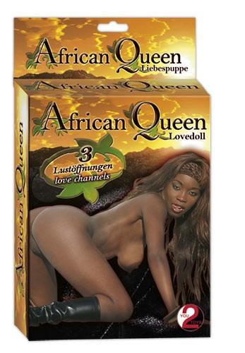 afrikansk lolita dukke oppustelig